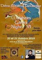6e Molsheim Games Night